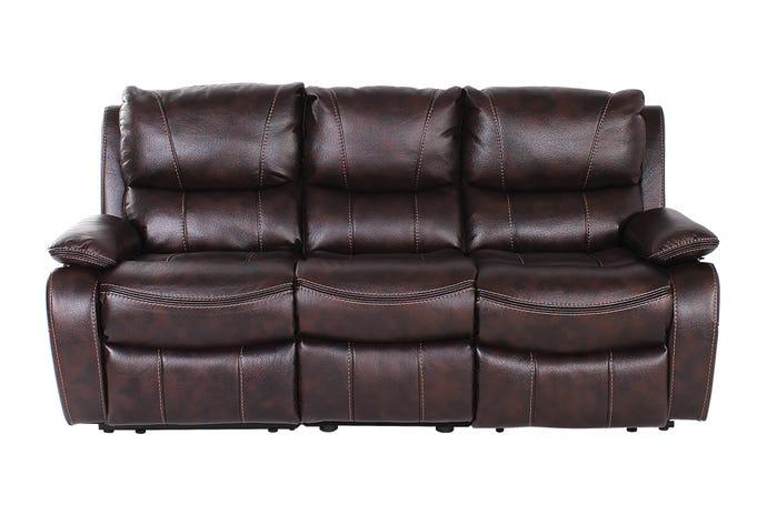 3-Piece Reclining Sofa